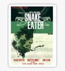 Snake Eater - Metal Gear Sticker