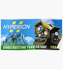 Constructing Your Future Poster