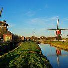 So many Dutch mills by jchanders