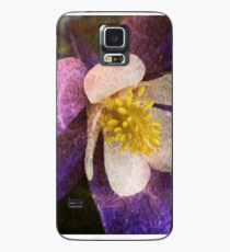 cosmo columbine Case/Skin for Samsung Galaxy
