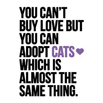 Adopt cats by afiretami