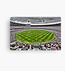 AFL Grand Final 2010 Canvas Print
