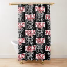 It's a PAISLEY Thing You Wouldn't Understand T-Shirt & Merchandise Shower Curtain