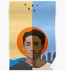 Wir werden Gott - Poster / Phone Case Poster