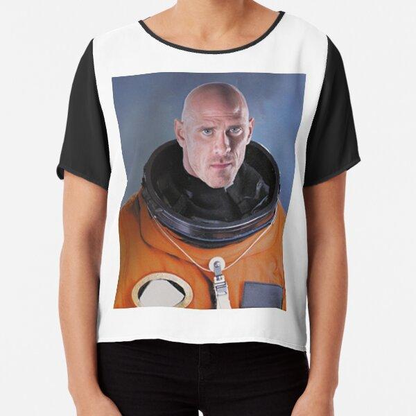 L'astronaute Johnny Sins Top mousseline