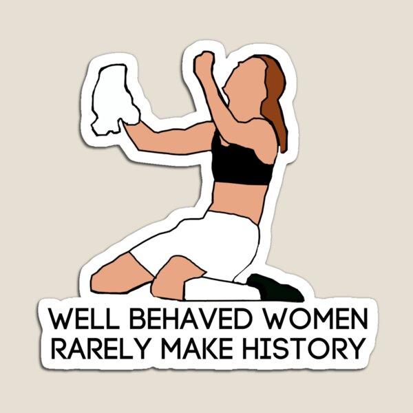 Brandi Chastain Quote Magnet