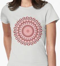 pink and grey mandala T-Shirt