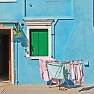 Burano - Laundry on the sun by gameover