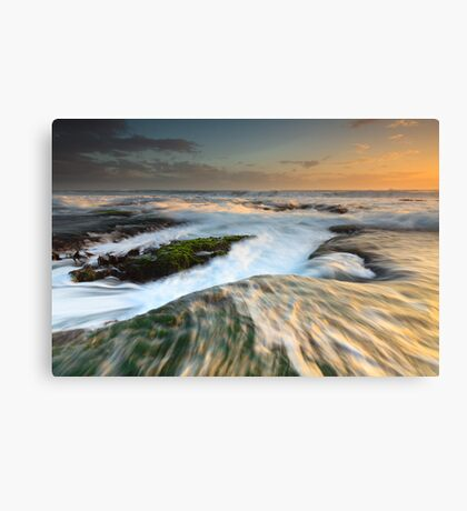 Endless Deep Canvas Print