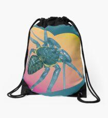 Amblypygi love - Phrynus whitei Drawstring Bag