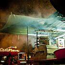 Street restaurant, Kuala Lumpur by laurentlesax