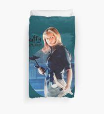 I'm Buffy...the Vampire Slayer Duvet Cover