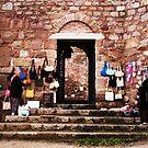 Women At The Castle Door by Josh Wentz