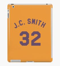 Earl Manigault 32 J.C. Smith College Basketball iPad Case/Skin