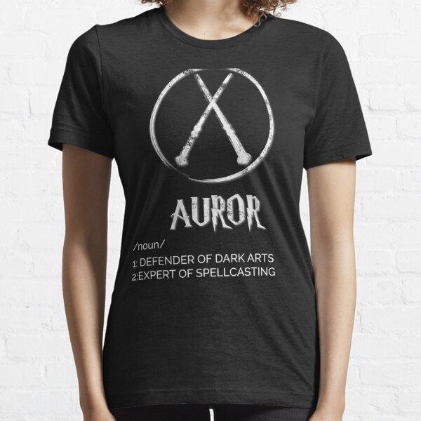 Zauberer vereinen Aurorenverteidiger der dunklen Künste Essential T-Shirt