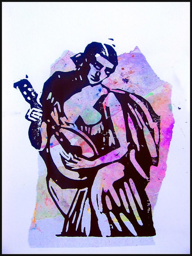 madame troubadour by adamkissel