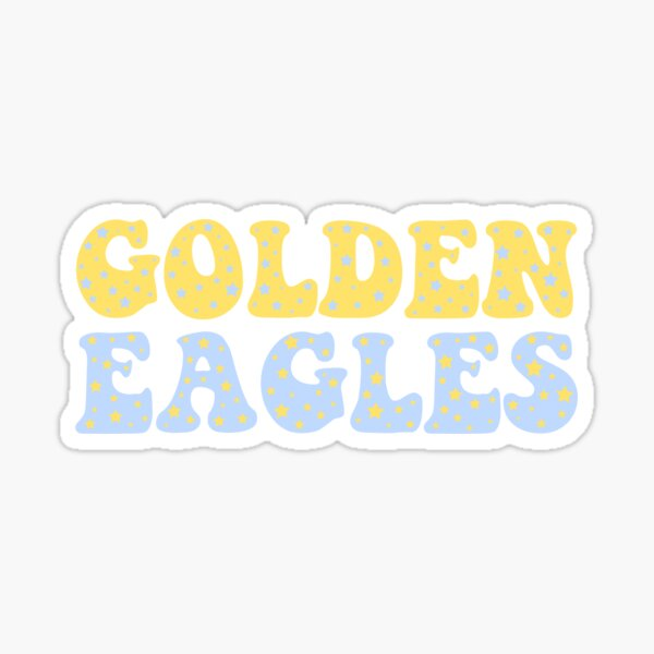 Marquette Golden Eagles Sticker Sticker