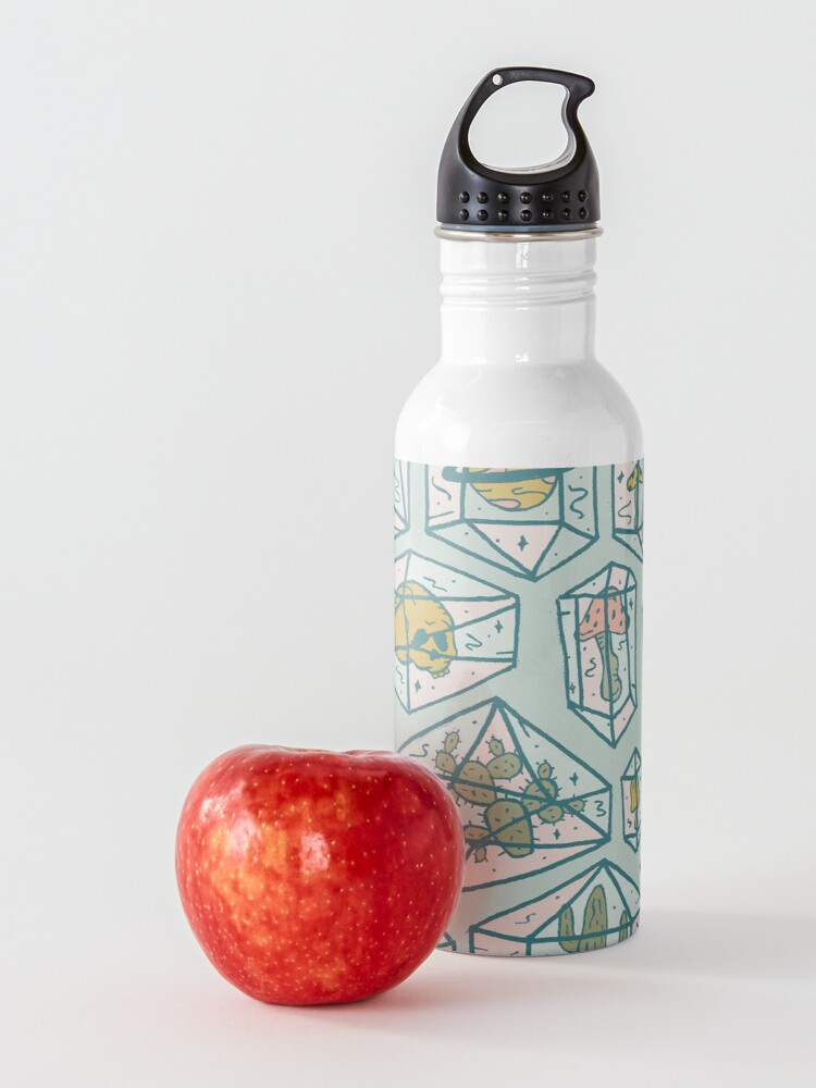 Alternate view of Crystals and Plants Water Bottle