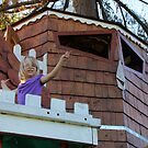 House Owl Tree Child by Snapshot20