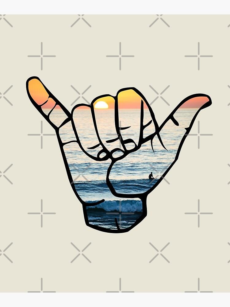 Shaka Waves by MadEDesigns