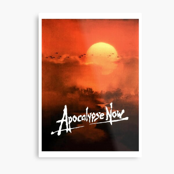 Apocalypse Now 1979 Metal Print