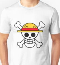 Camiseta ajustada Logotipo de una pieza