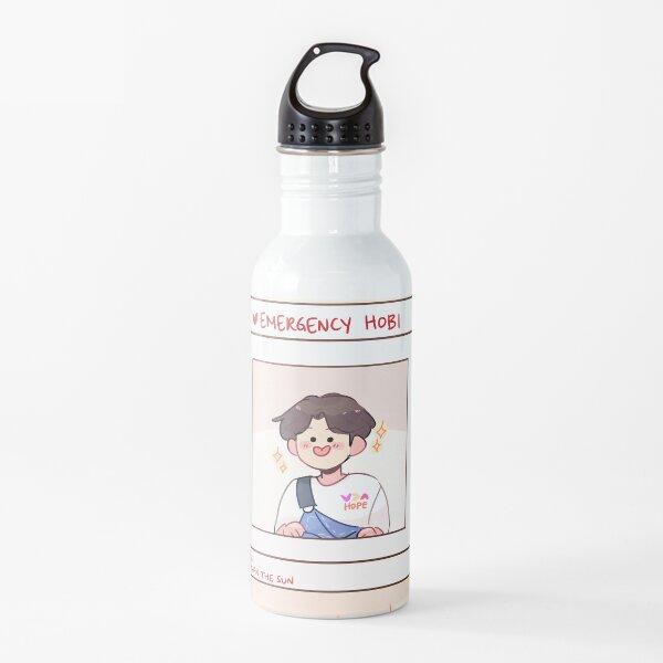 BTS: HOBI DE EMERGENCIA! Botella de agua