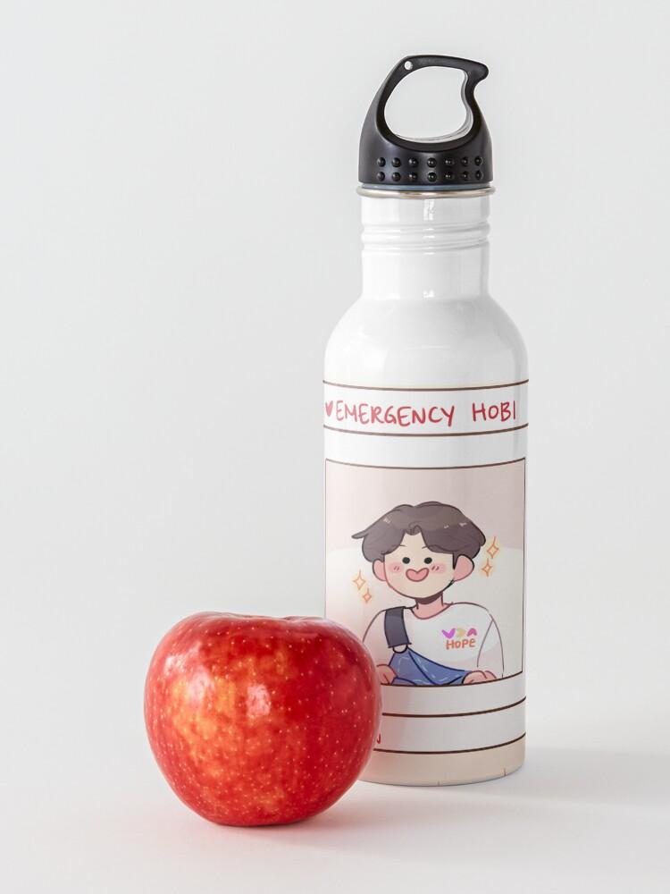 Alternate view of BTS: EMERGENCY HOBI! Water Bottle