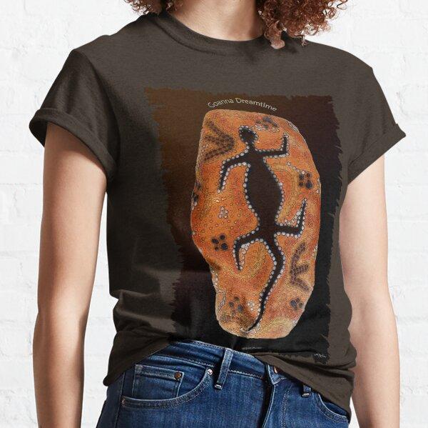 """Goanna Dreamtime"" Australian-themed Art Classic T-Shirt"