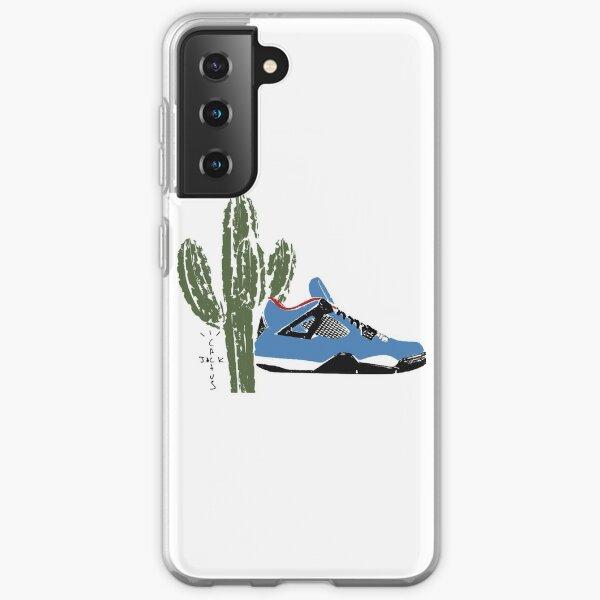 Travis Scott Cactus Jack Sneaker Coque souple Samsung Galaxy