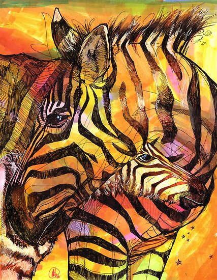 Stripes and Stars by Nikki Cooper