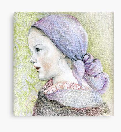 Dasha Canvas Print
