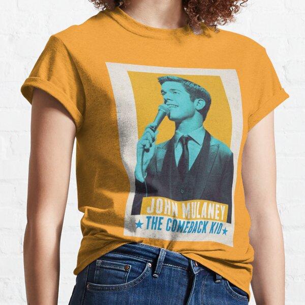 John Mulaney The Comeback Kid Poster Classic T-Shirt