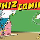 Whizz Comics Retro von MaskedMarvel
