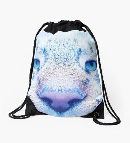 Ice Spirit Drawstring Bag