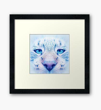 Ice Spirit Framed Print