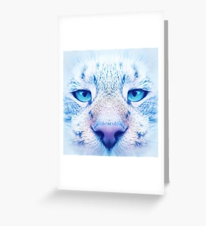 Ice Spirit Greeting Card