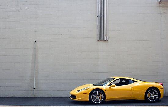 Ferrari 458 Italia by Brian Ach