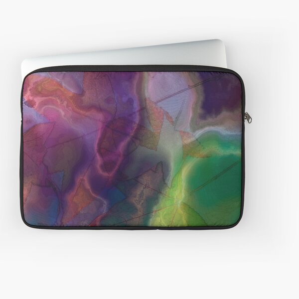 Vibrant Decay 4 Laptop Sleeve