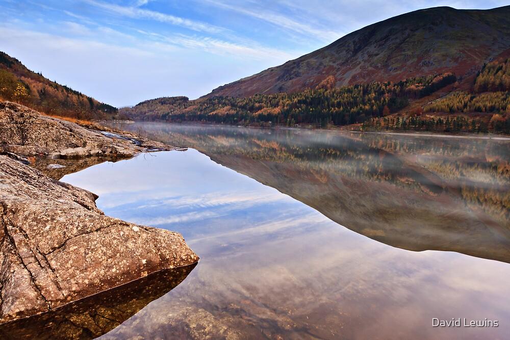 Autumnal Thirlmere, Cumbria. UK by David Lewins