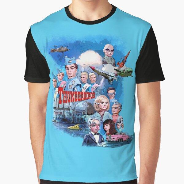 Thunderbirds drawing 1 Graphic T-Shirt