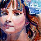 A Portrait A Day 14 - Isabella by Yevgenia Watts