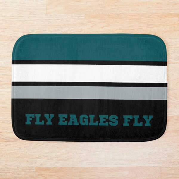 Eagles Fly Philadelphia Football Bath Mat