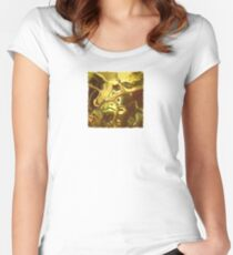 Going for GOLD - JUSTART © Women's Fitted Scoop T-Shirt