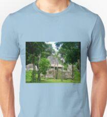Lost Mayan Eastern Triadic Complex, Tikal, Guatemala T-Shirt