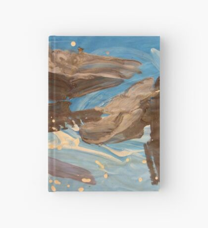Big Cloud Hardcover Journal