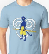 If A Na'vi Could Airbend Unisex T-Shirt