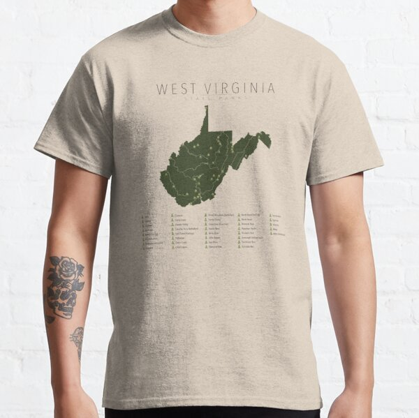 West Virginia Parks Classic T-Shirt