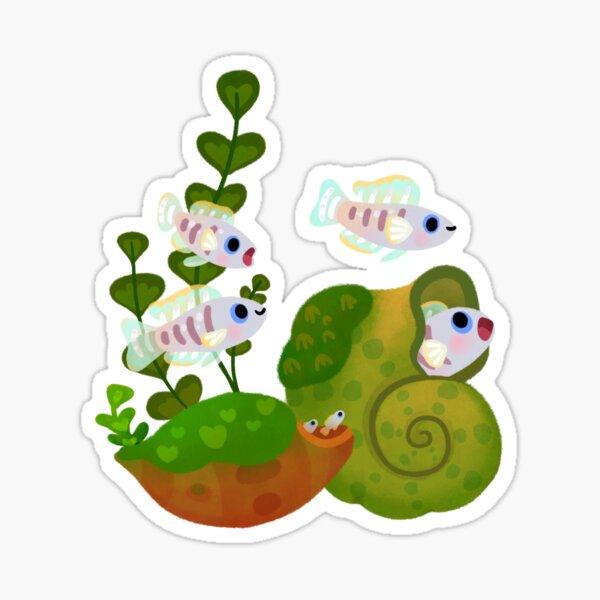 Shell Dwellers - multifasciatus Sticker