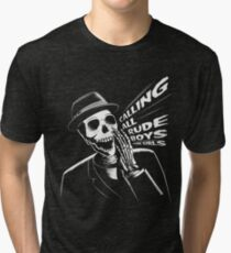 Calling all rude boys and girls Tri-blend T-Shirt